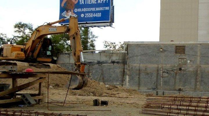 Planean inicio de etapa de obra civil de torre de oficinas