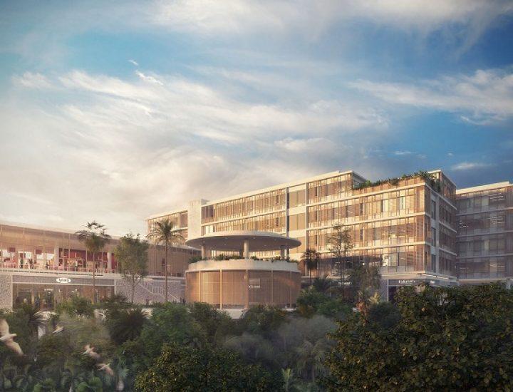 Edificará firma regia complejo mixto en Puerto Cancún