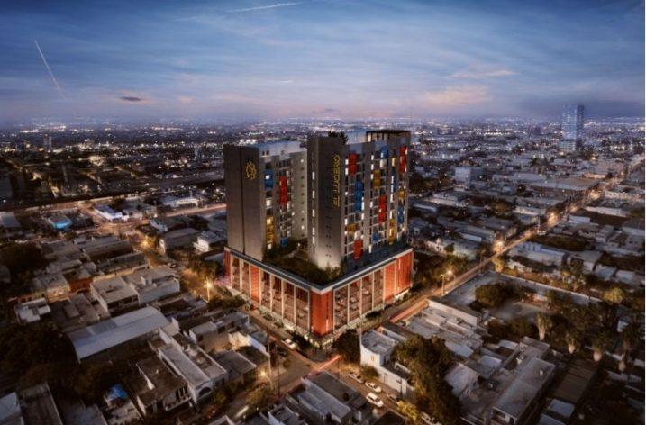 Unen fuerzas desarrolladores regios para edificar dos torres de 18 niveles