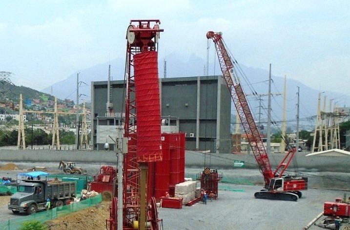 Alistan excavación de proyecto de 27 niveles en Valle Oriente