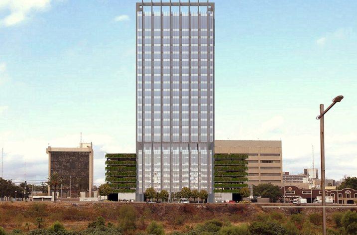 Inicia despegue de torre mixta con hotel en Par Vial