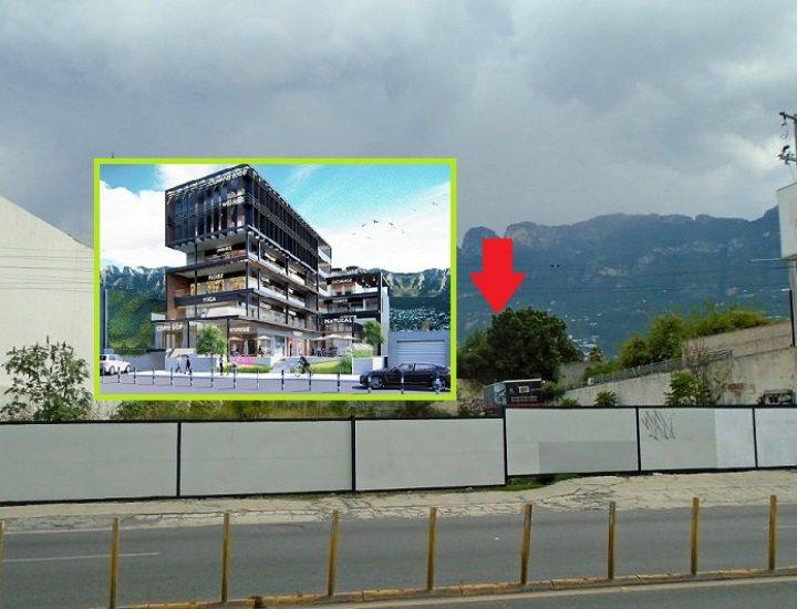 Se acerca inicio de obra de proyecto comercial en San Pedro; tendrá 5 sótanos