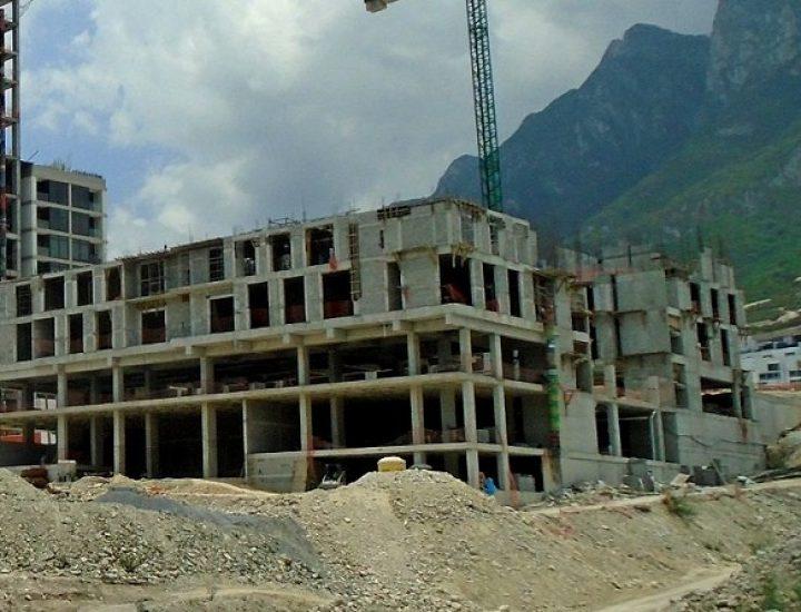 Inician niveles de 'depas' de torre en Valle Poniente