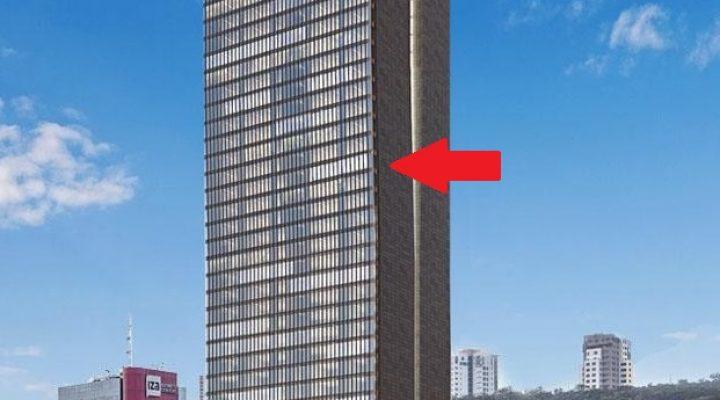 Llega al 57 por ciento estructura de torre mixta en MTY