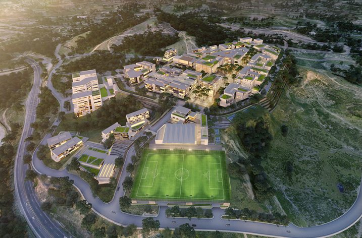 Edificarán mayor proyecto institucional del País en EDOMEX; sumará 300 mil m2