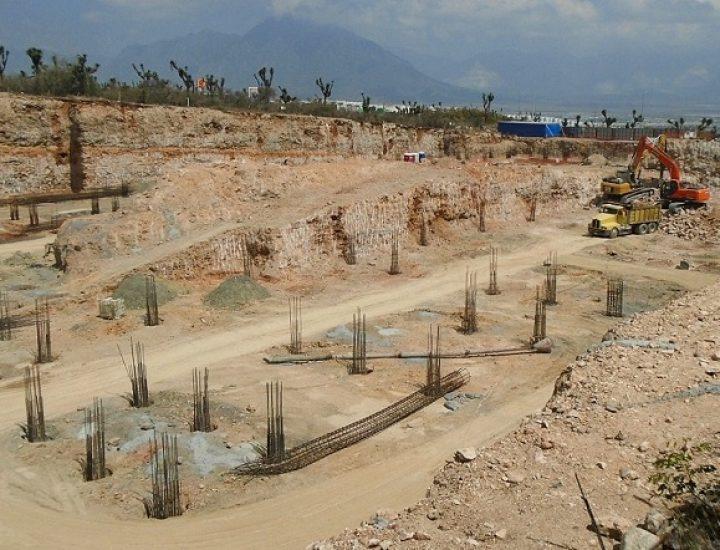 Inicia cimentación de complejo de 104 mil m² en Cumbres