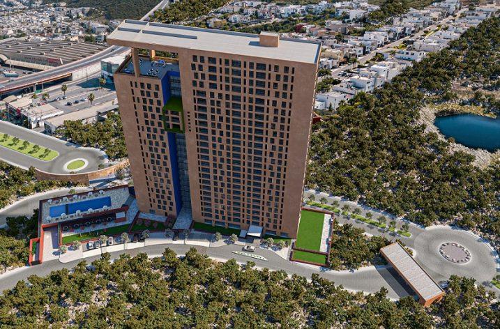 Designan constructor de torre residencial en San Jerónimo
