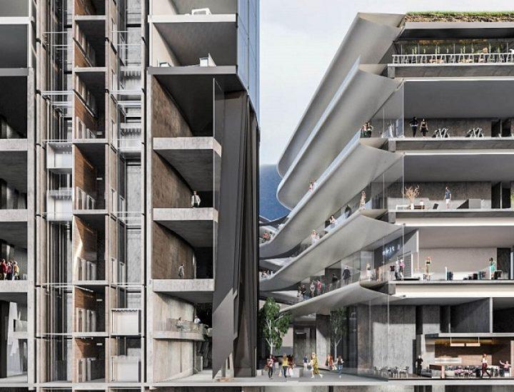 Preparan nueva etapa de rascacielos de uso mixto de 262 metros