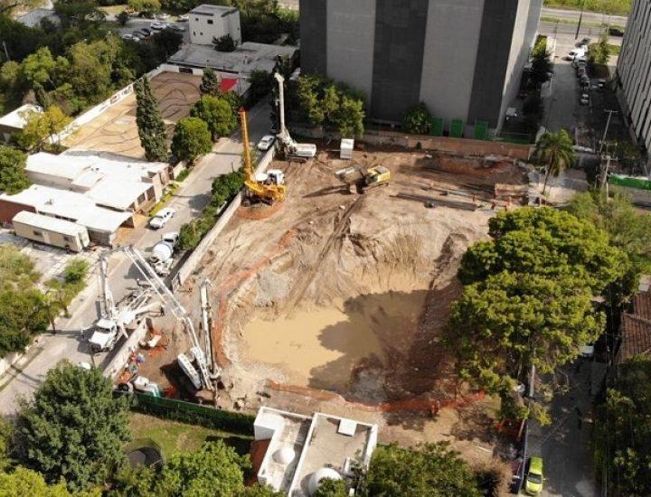 Arranca excavación de proyecto de uso múltiple en MTY