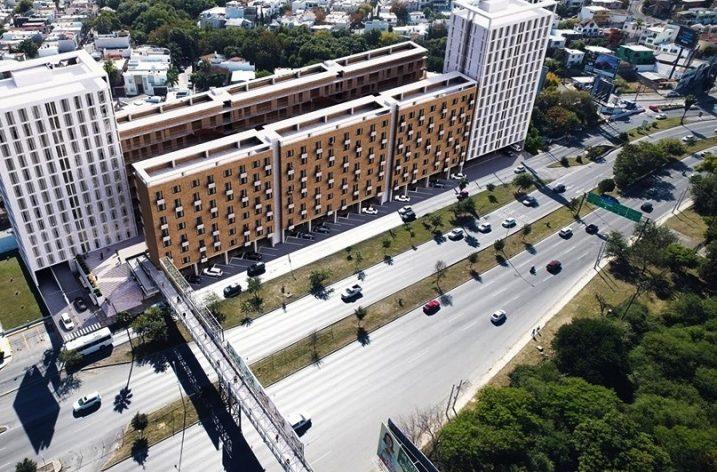 Planean nuevo complejo de uso mixto por la Av. Eloy Cavazos, en GPE
