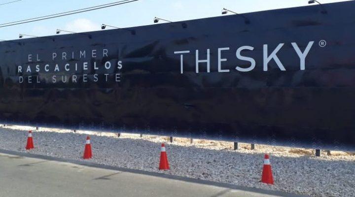 Llega a Mérida 'boom' vertical; edificarán rascacielos de 150 metros