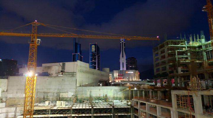'Estrena' gerencia de obra complejo de uso mixto de 150 mil m2