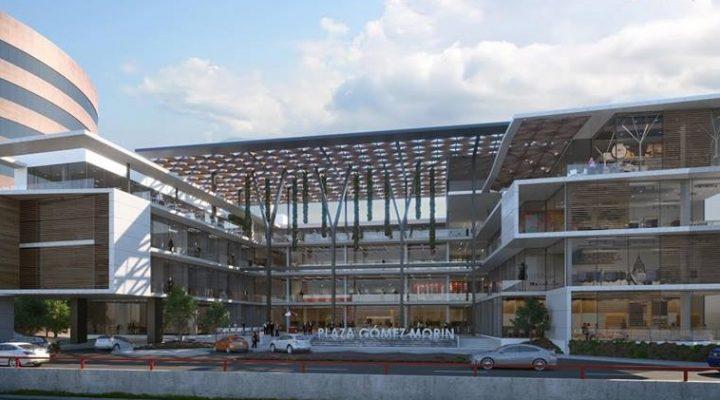 Reactivan construcción de 'shopping center' de 26 mil 246 m2; tendrá 6 sótanos