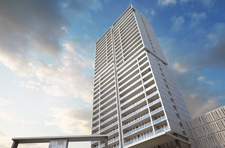 Estabilizan terreno para levantar torre de 'depas' de 31 pisos