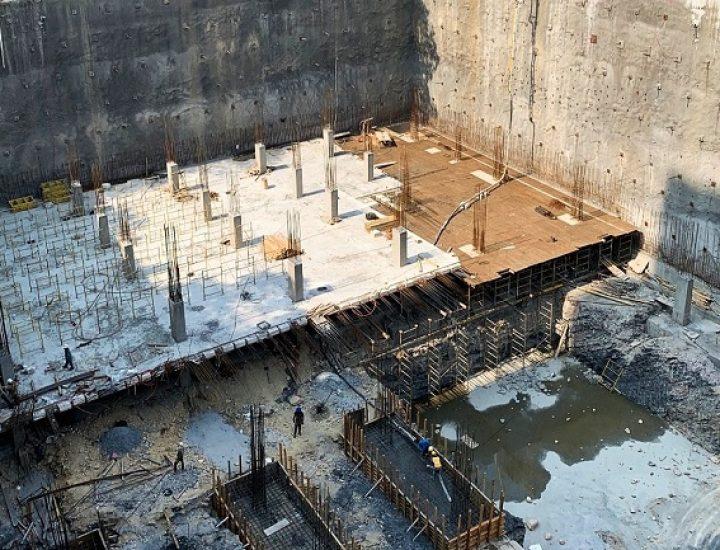 Reanudan ejecución de torre de 42 niveles; inicia fase subterránea