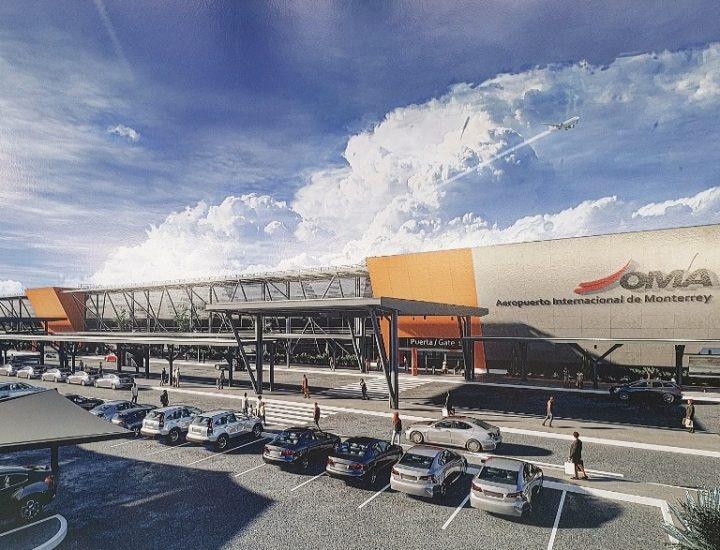 Asignan constructor de expansión de aeropuerto en MTY