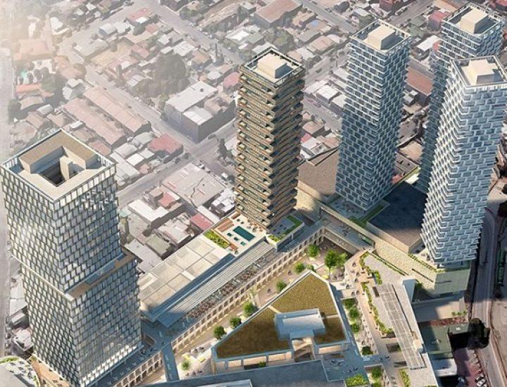 Definen  'project management' de magno complejo en Tijuana