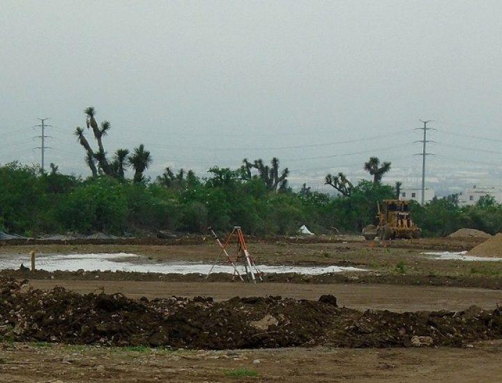 Reinician obras para edificar hospital en García