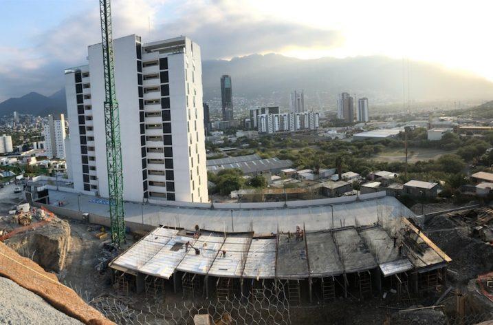 Inicia fase estructural de torre de 'depas' en Santa María