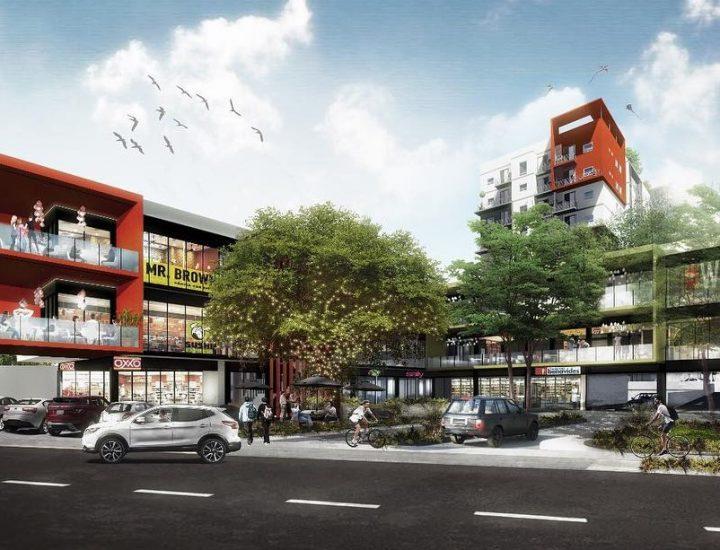 Arrancará en 2020 un nuevo conjunto de uso mixto en Distrito UNI