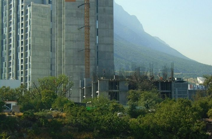 Emerge nueva torre de vivienda vertical en La Huasteca