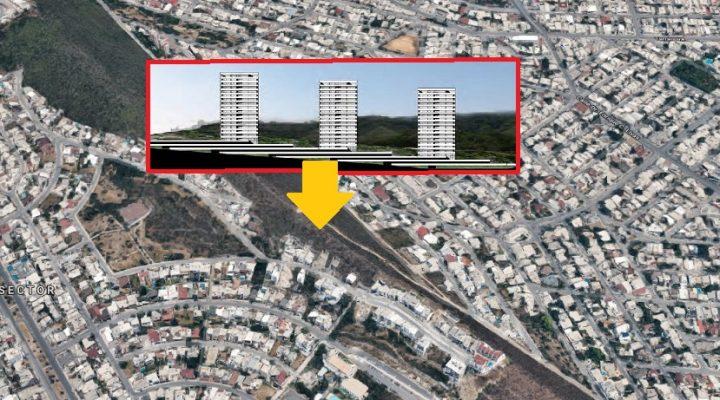 Planean construcción de complejo vertical de 3 torres en MTY