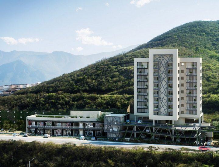 Arranca obra civil de proyecto de uso mixto en predio de 2 mil 864 m2