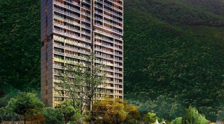 Comienza fase estructural de torre habitacional de 31 niveles