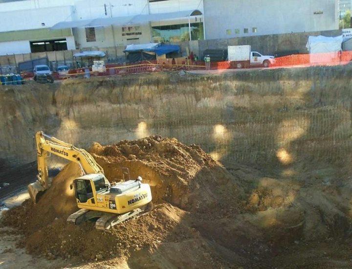 Reasignan gerencia de obra de 'shopping center' de 26 mil 246 m2