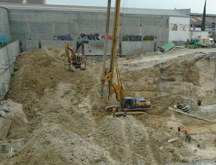 Avanza excavación de proyecto mixto en San Nicolás