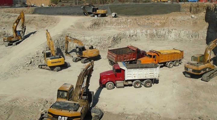 Inicia excavación para primera torre de 'megacomplejo' urbano