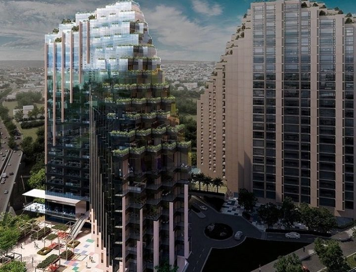 Iniciará pronto complejo de torres vanguardistas en León, GTO