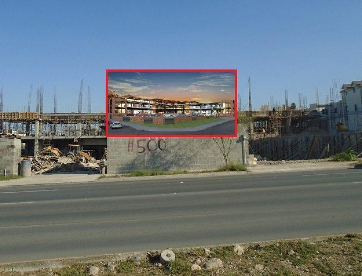 En marcha construcción de Uptown Cumbres en Av. Puerta de Hierro