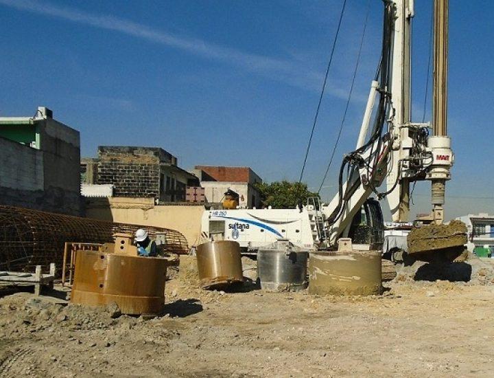 Preparan inicio de cimentación de complejo mixto en MTY