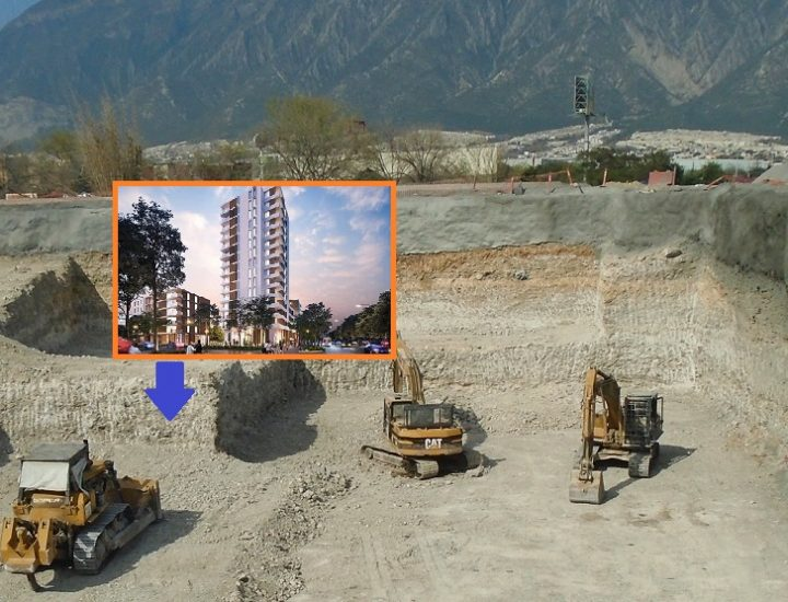 Asignan a constructora 'Triple A' primera torre de complejo multiusos