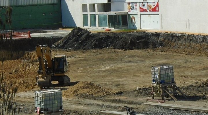 Arranca construcción de un nuevo edificio del Tec de MTY