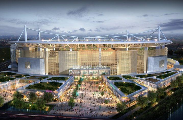 Se aclara futuro de Nuevo estadio en León; inicia en 2º trimestre de 2020