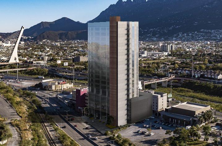Arrancarán en breve obras de torre corporativa en Díaz Ordaz