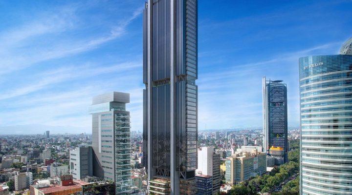 Reagendan inicio de construcción de torre de 54 niveles en CDMX