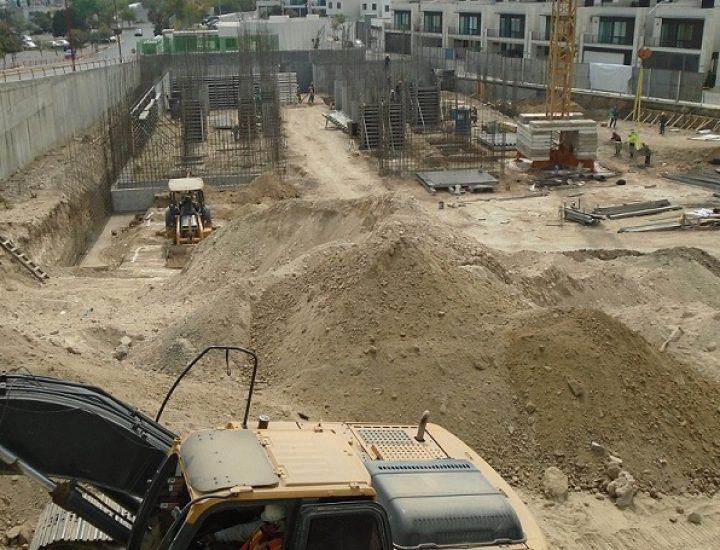 Inician trabajos de obra civil de complejo de 'depas' en MTY