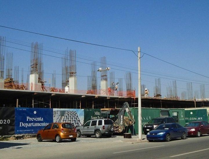 Entra constructora a liderar ejecución de torre mixta en MTY