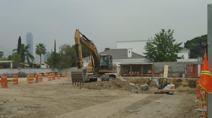 Arranca construcción de inmueble corporativo en San Pedro