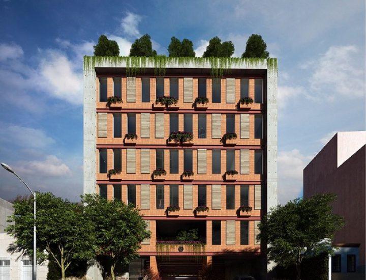 Presentan nuevo proyecto de vivienda en el Centro regio