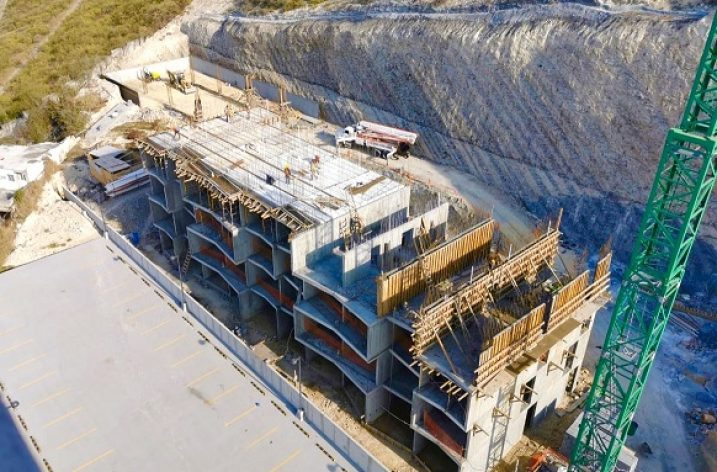 Alcanza 28 por ciento estructura habitacional en San Jerónimo