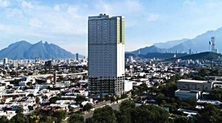 Dan 'luz verde' a trabajos para edificar torre de 30 pisos en Mitras