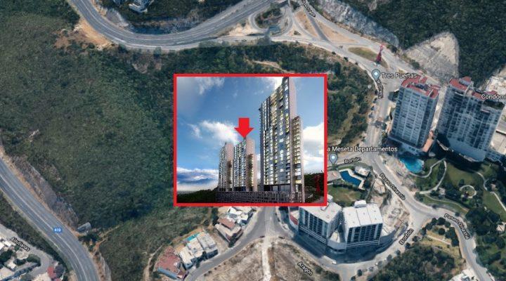 Planean segunda torre de complejo de uso mixto en zona Cumbres