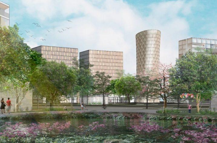 Planifican construcción de distrito 'multitorres' en Mérida, Yucatán