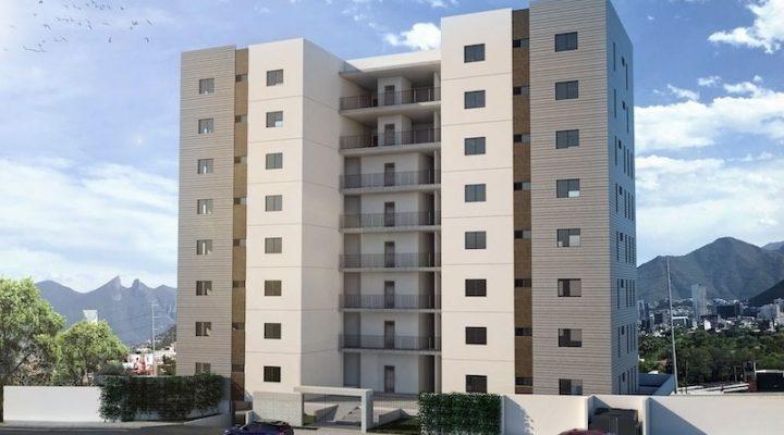 Inicia obra civil de torre habitacional en la zona San Jerónimo, en MTY
