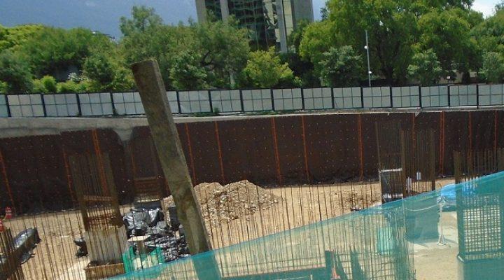 Ejecutan cimentación de proyecto 'net zero' en San Pedro