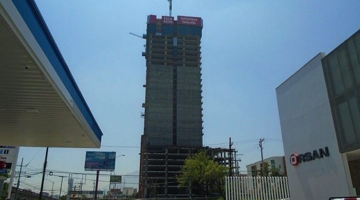 Reanudarán ejecución de estructura en la Loma Larga